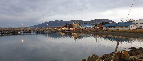 Guten Morgen Puerto Natales