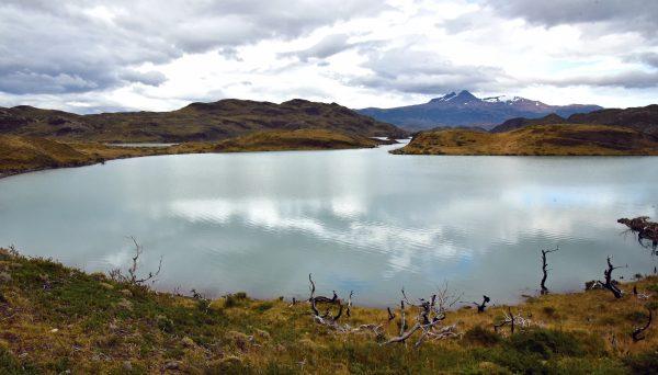 Ein See im Torres del Paine Nationalpark