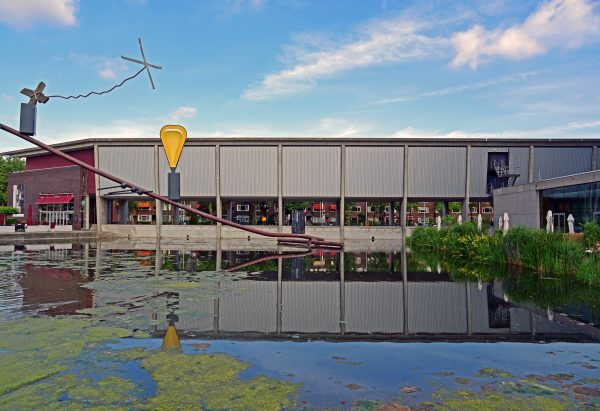 Nederlands Architectuurinstituut in Rotterdam
