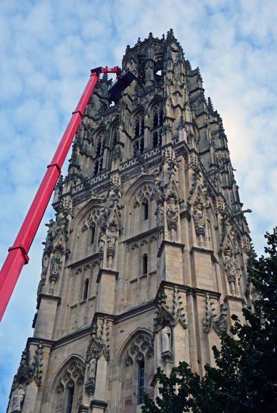 Kathedrale Notre Dame / Rouen