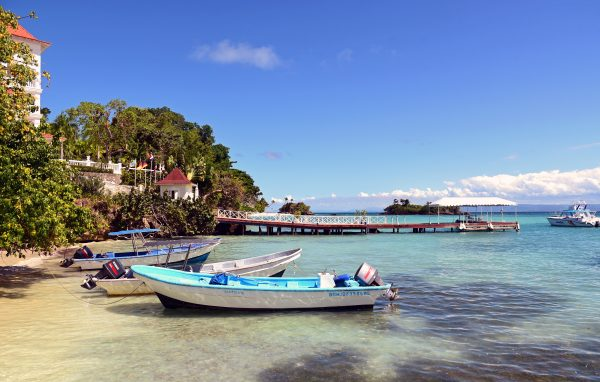 Idylle auf der Isla Cayo Levantado