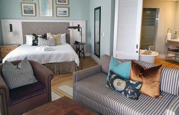 Mein Zimmer im Strandhotel in Swakopmund