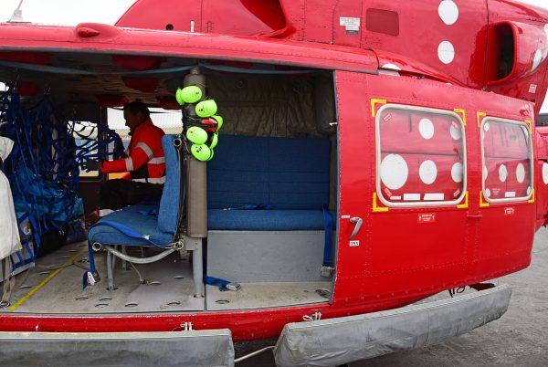 Zinnis Lieblingssitze bei Air Greenland (rechts)