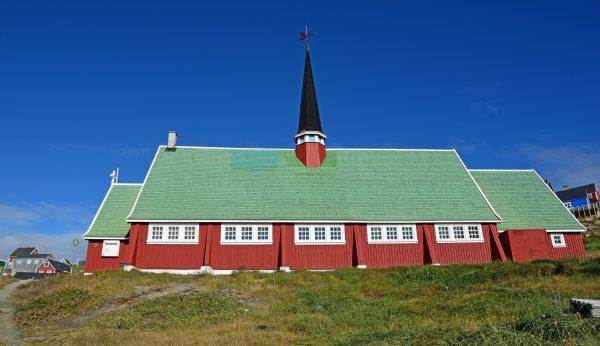 Das Freilichtmuseum von Upernavik