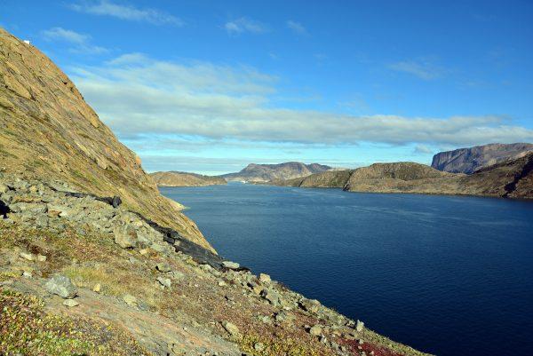 Die Kehrseite von Upernavik