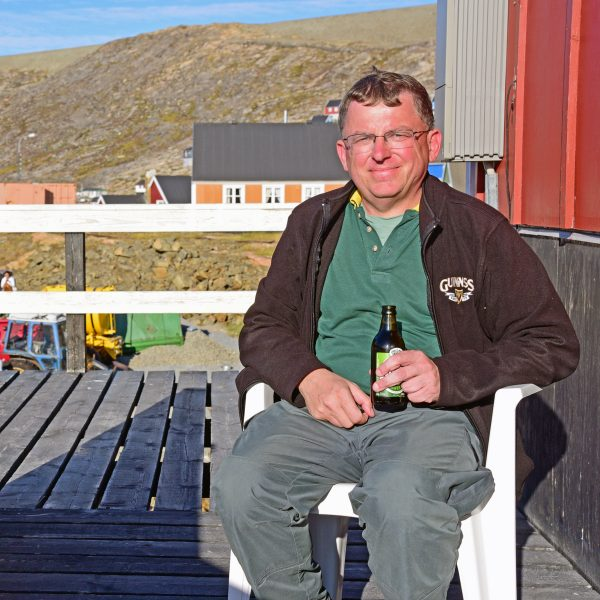 Zinni in Upernavik