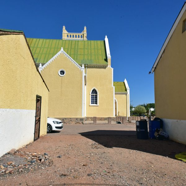 Catholic Co-Cathedral Of St Augustines, Upington