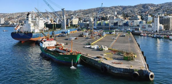 Auf Wiedersehen Valparaíso