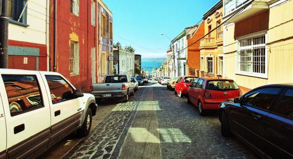 Unterwegs in Valparaíso