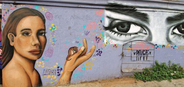 Kunst in Valparaíso