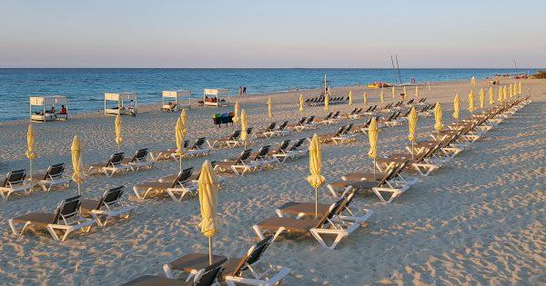 Der Strand vom Hotel Internacional Varadero
