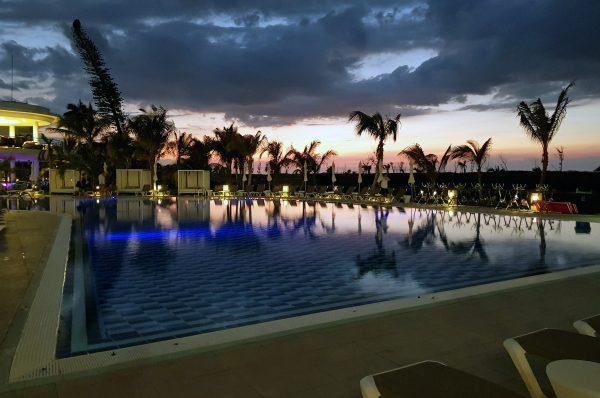 Der Pool vom Hotel Internacional Varadero
