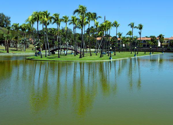 Der Retiro Josone Park nahe Varadero
