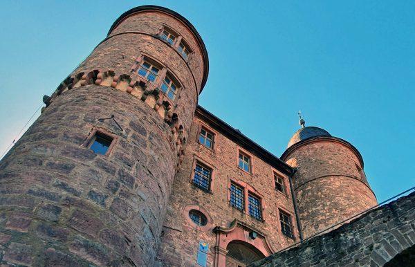 Die Burg in Wertheim
