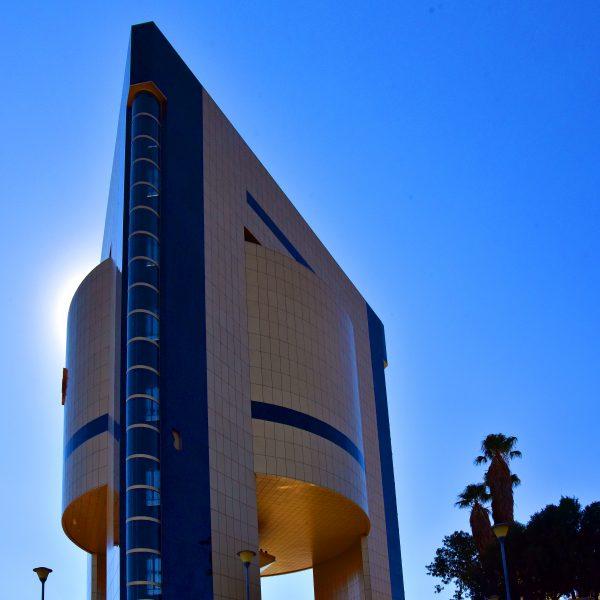 Das Independence Museum in Windhoek
