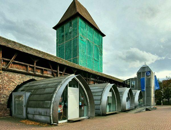 Das Nibelungenmuseum in Worms
