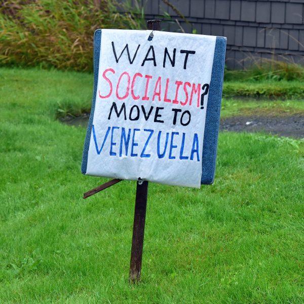 Go to Venezuela